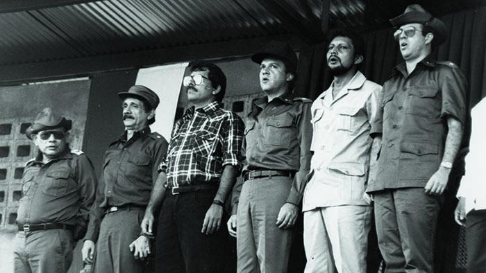 La Dirección Nacional comenzó a perder su poder tras la victoria electoral de Daniel Ortega en 1984.