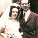 Carlos Fonseca Amador y María Haydée Terán