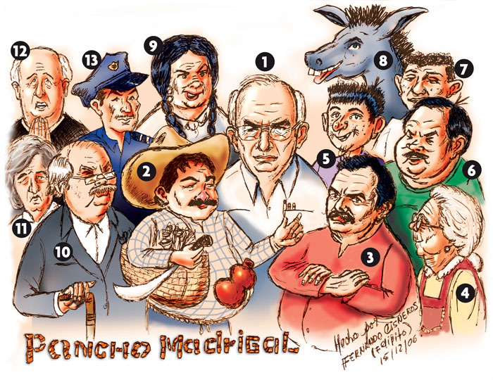 PANCHO-MADRIGAL