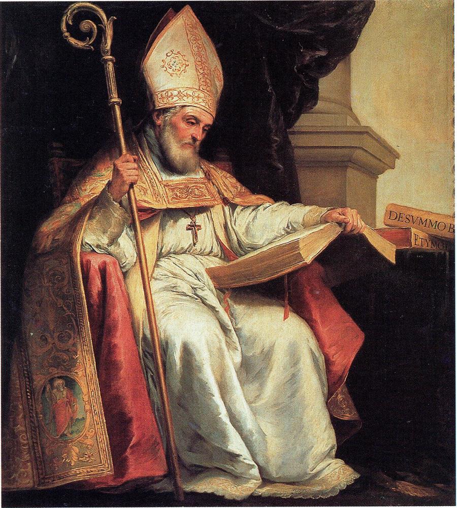 Desde el 2001 internet tiene su santo patrono: San Isidro de Sevilla.