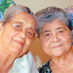 Ángela y Ethelvina Estrada