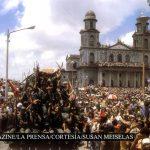 Celebración del triunfo de la revolución 1979