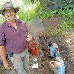 Geoffrey McCafferty Arqueólogo canadiense